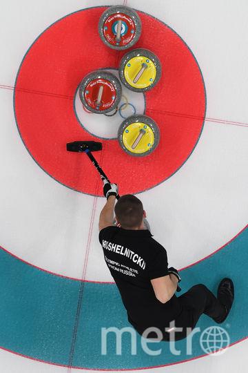 Кёрлинг стал олимпийским видом 20 лет назад. Фото AFP