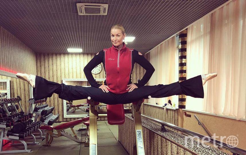 Анастасия Волочкова. Архив фото. Фото instagram.com/volochkova_art