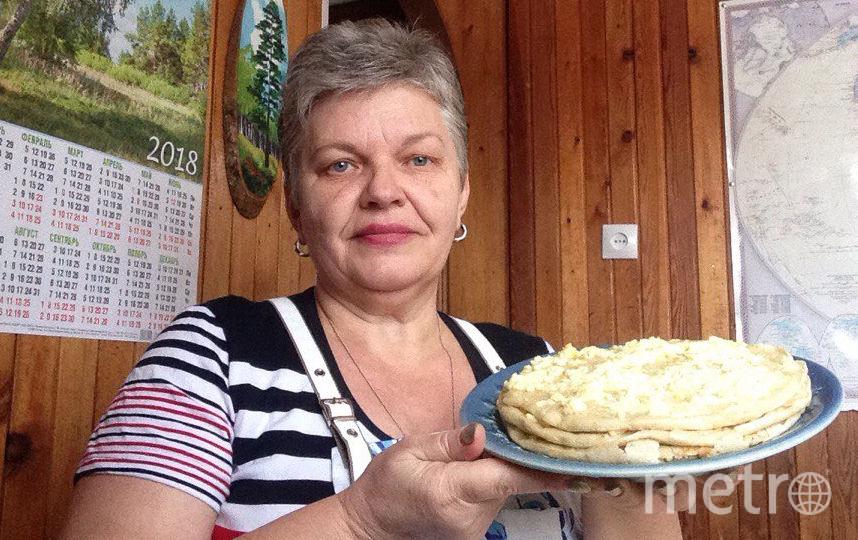 Галина Николаевна  поделилась с нами рецептом казачьих блинов.