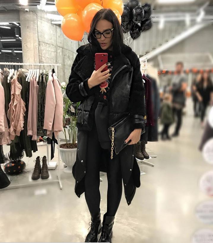 Алена Водонаева, архив фото из соцсетей. Фото instagram.com/alenavodonaeva