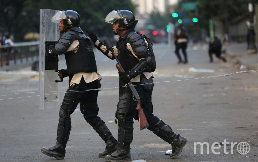 В Венесуэле неизвестный обстрелял карнавальное шествие. Фото Getty