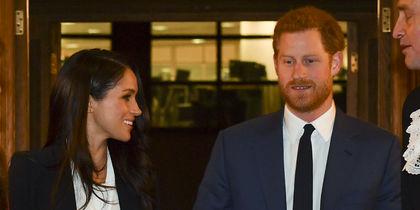Меган и Гарри начали вместе посещать общественные мероприятия. Фото Getty