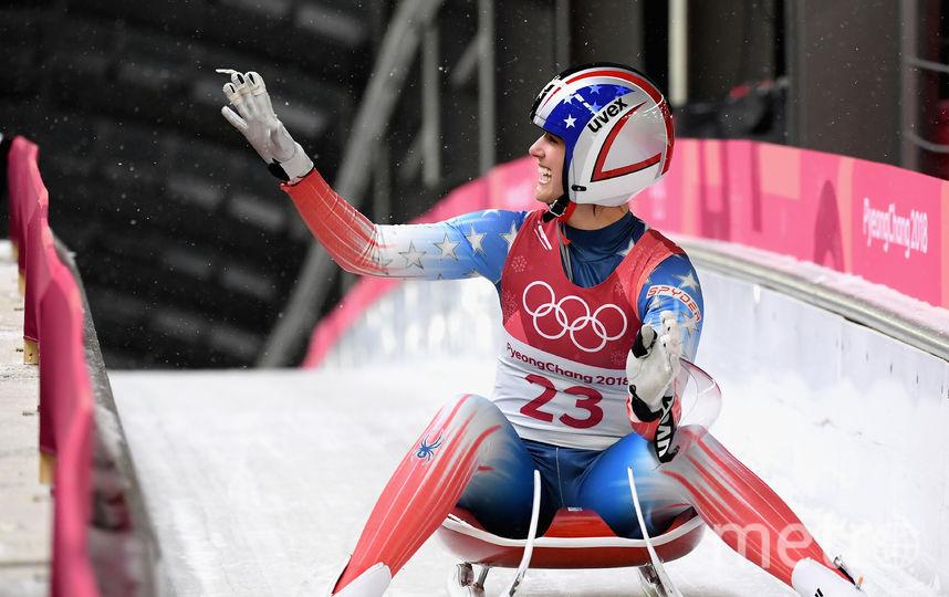 Эмили Суини на старте. Фото Getty