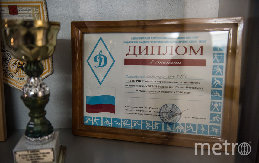 """Кресты. Фото Святослав Акимов, """"Metro"""""""