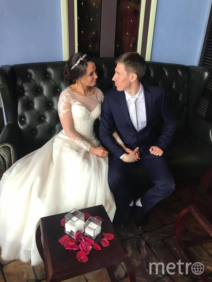 Фото со свадьбы. Фото Facebook/Olga Potylitsyna