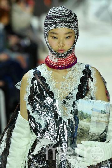 Показ Calvin Klein. Фото Getty