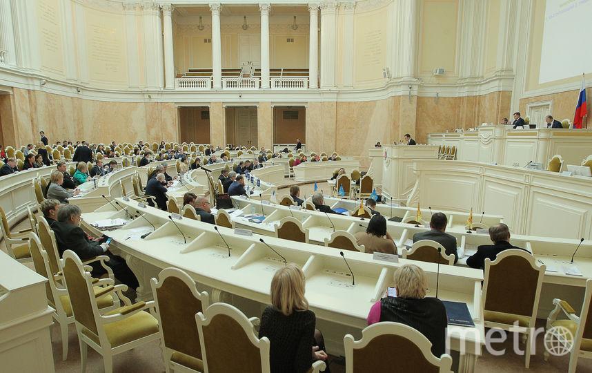 В Петербурге запретят торговлю на фестивалях и ярмарках. Фото www.assembly.spb.ru