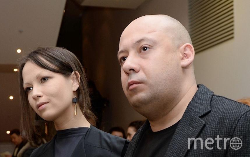 Алексей Герман-младший с супругой (2015-й год). Фото РИА Новости