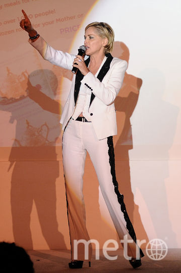 Шэрон Стоун. Фото Getty
