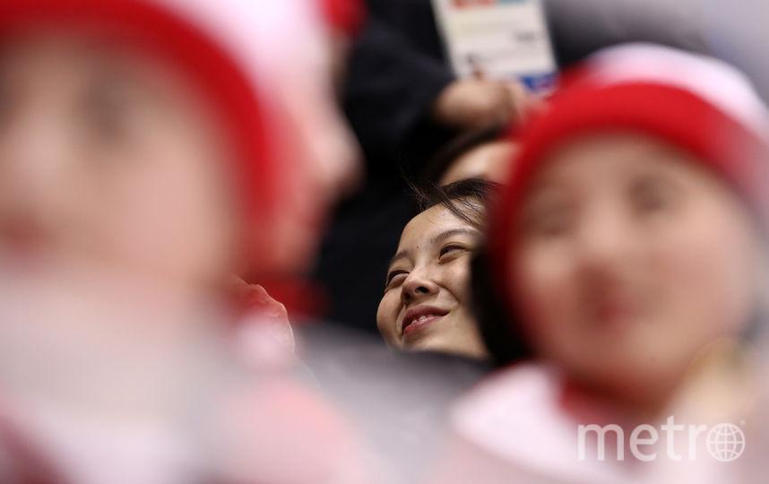 Визит Ким Ё Чжон. Фото Getty