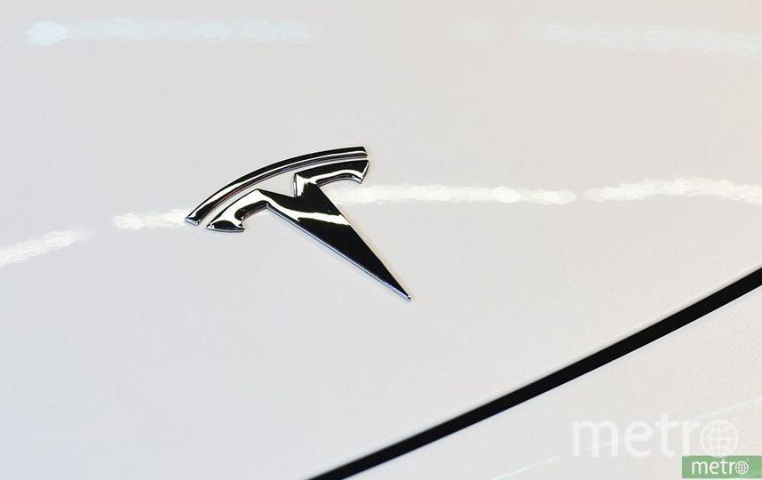 "Tesla Model 3. Фото Василий Кузьмичёнок, ""Metro"""
