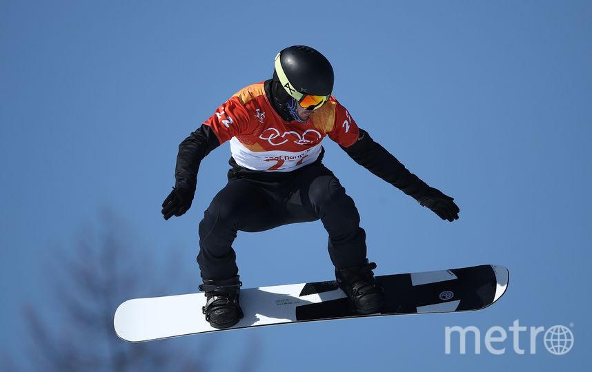Сноубордист Николай Олюнин. Фото Getty