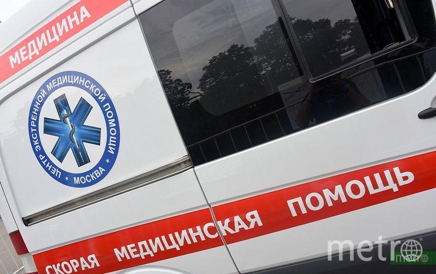 В подмосковном Сергиевом Посаде произошла стрельба. Фото Василий Кузьмичёнок