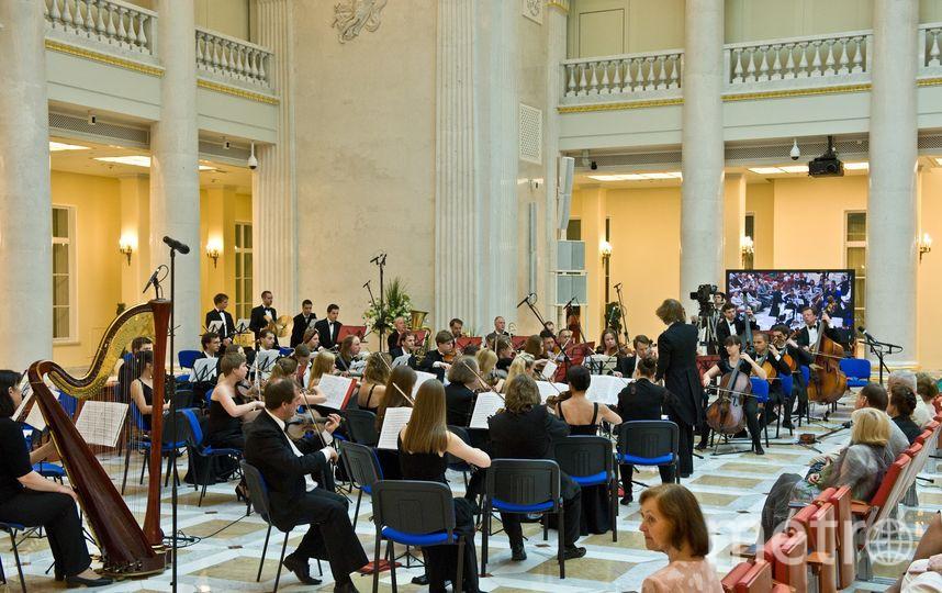 Концерты пройдут в Президентской библиотеке. Фото предоставлено организаторами