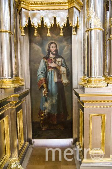 Храм откроют летом. Фото Святослав Акимов, Getty