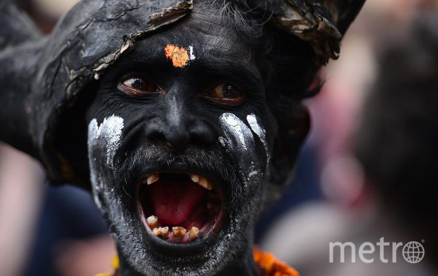Маха Шивратри. Фото AFP