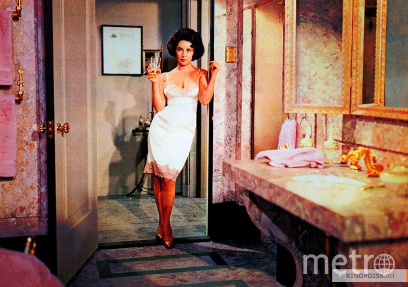 """Элизабет Тэйлор, кадр из фильма """"Баттерфилд, 8"""". Фото kinopoisk.ru"""