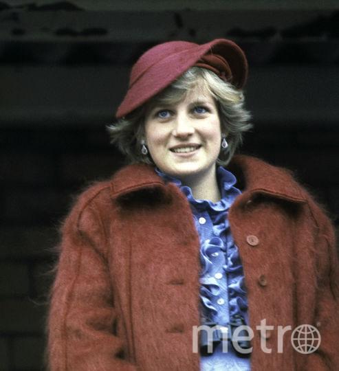 Леди Диана, 1982 год. Фото Getty