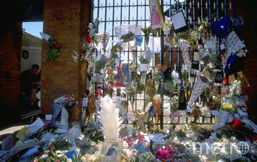 В 1997 году мир простился с Леди Ди. Фото Getty