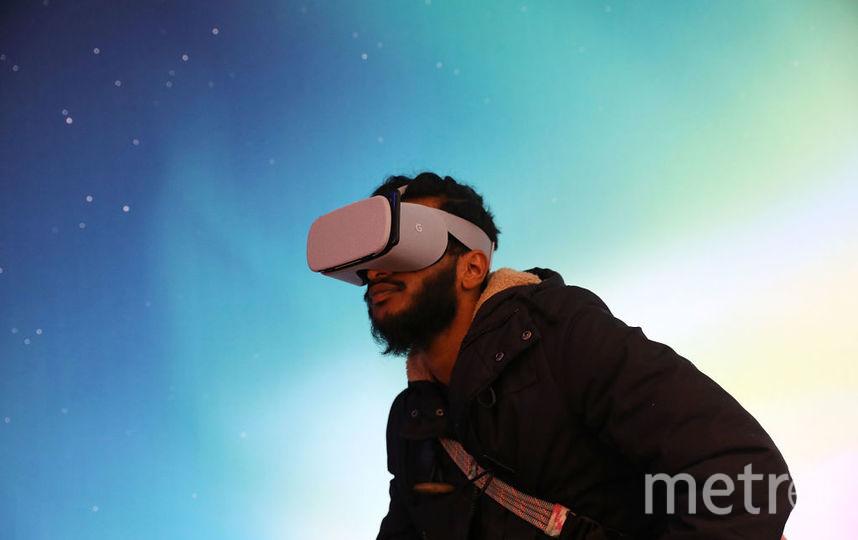 В Москве откроется первый в России кинотеатр виртуальной реальности. Фото Getty