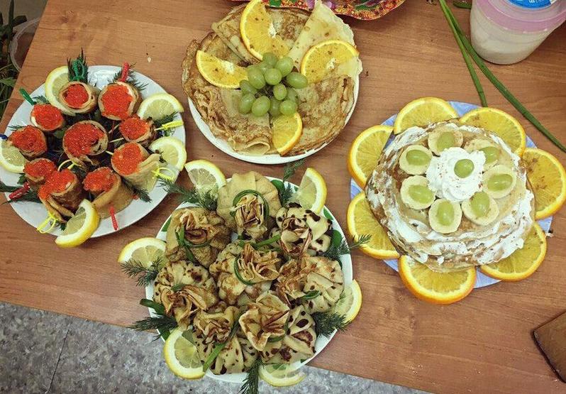 Масленица 2018: Яркие, необычные и безумные блины в Instagram. Фото Скриншот Instagram: @nastya19anik