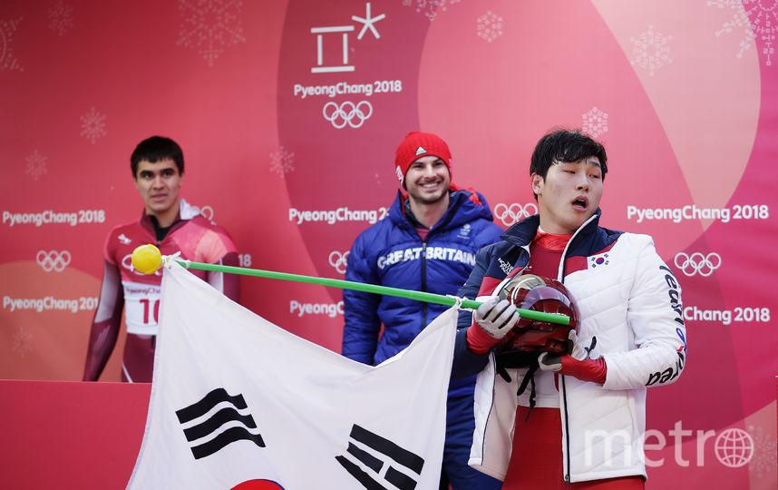 Никита Трегубов - серебряный медалист. Фото Getty