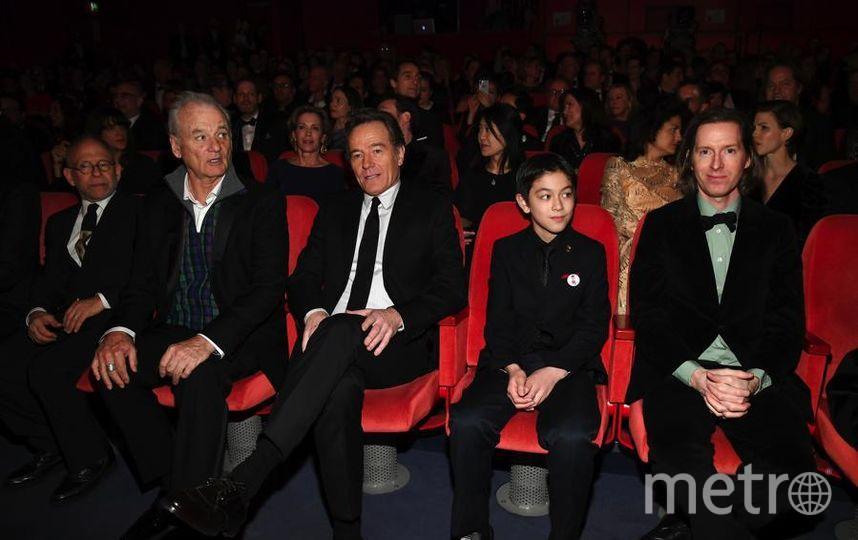 Церемония открытия кинофестиваля. Фото Getty