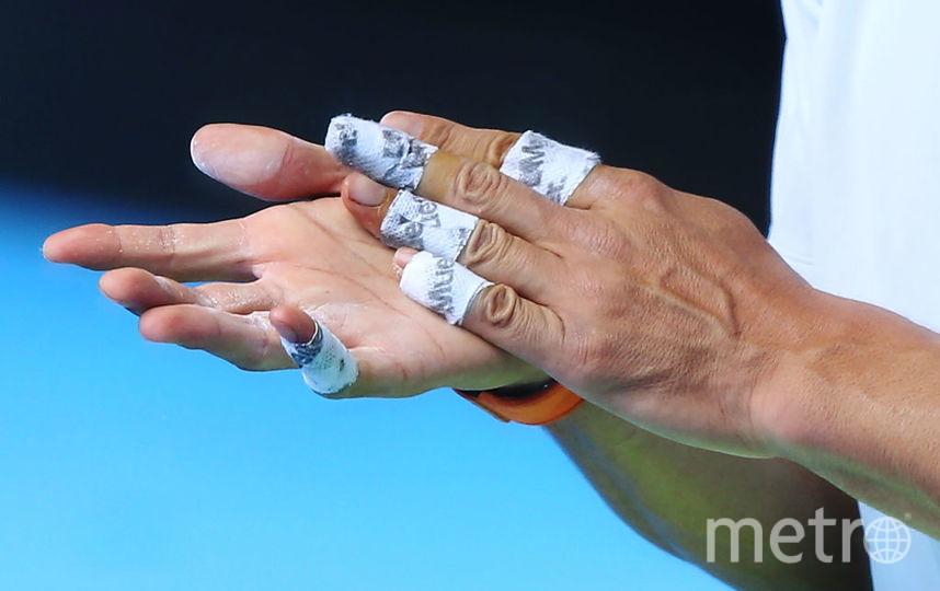На кончиках пальцев сосредоточено огромное количество нейронов. Фото Getty