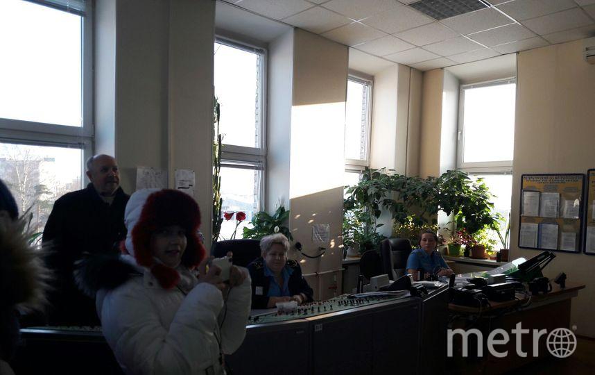"""Депо """"Автово"""" - самое крупное в России. Фото """"Metro"""""""