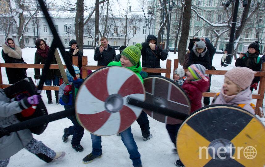 Масленичные гуляния в столице в самом разгаре. Фото Василий Кузьмичёнок