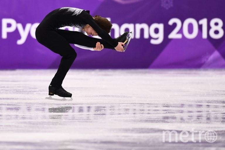 Российский фигурист Михаил Коляда. Фото AFP