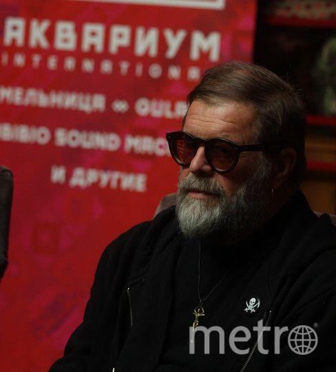 """Борис Гребенщиков. Фото Михаил Садчиков-младший, """"Metro"""""""