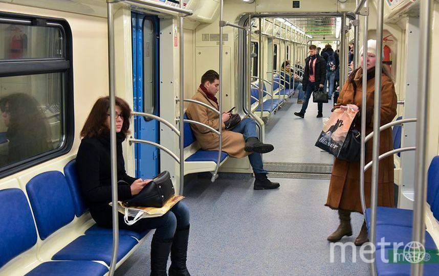 Линии московского метро переименуют. Фото Василий Кузьмичёнок