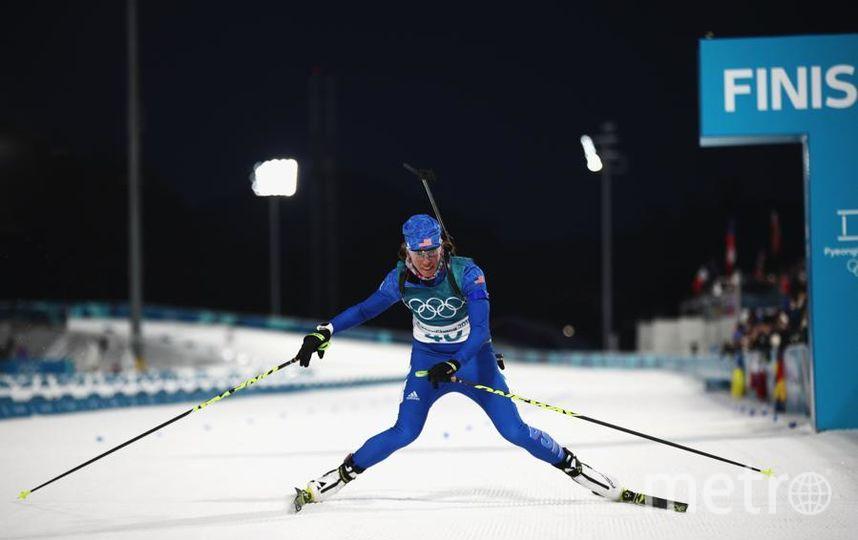 Яркие фото Олимпийских Игр. Сьюзен Данкли - американская биатлонистка. Фото Getty