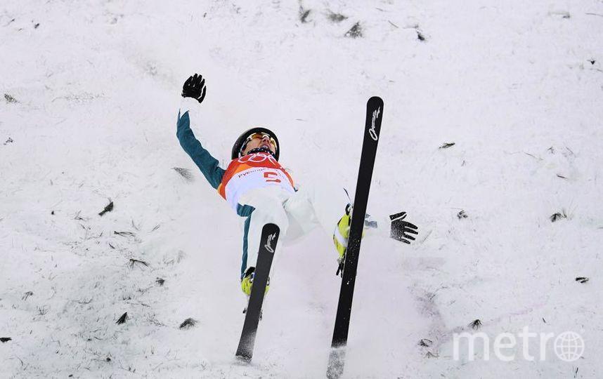 Яркие фото Олимпийских Игр. Лидия Лассила, фристайлистка. Фото Getty