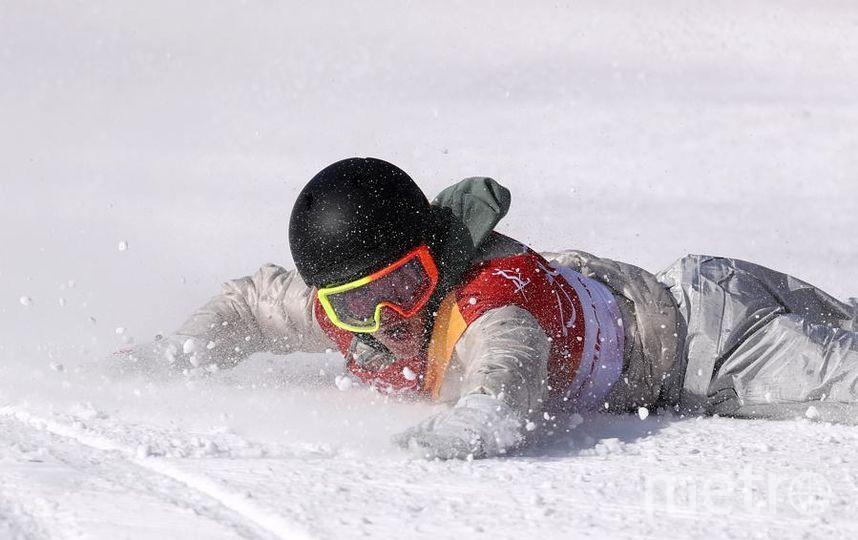 Яркие фото Олимпийских Игр. Сноубордист Редмонд Джерард. Фото Getty