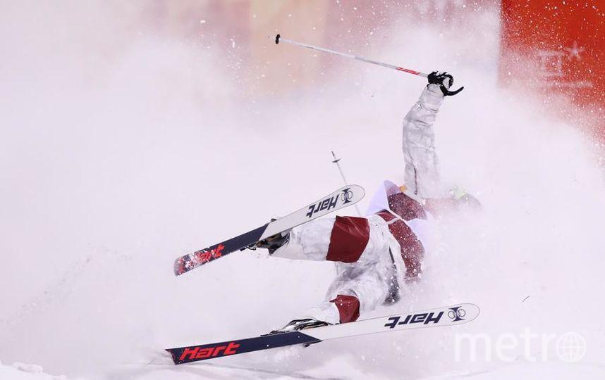 Яркие фото Олимпийских Игр. Фил Маркиз - канадский спортсмен. Фото Getty