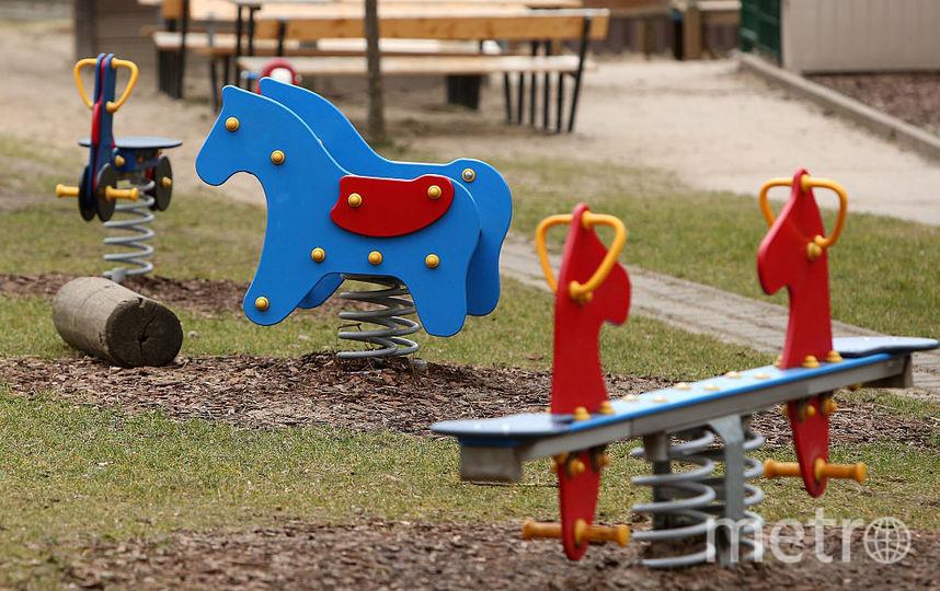Забытая на прогулке 3-летняя девочка умерла в московском детском саду. Фото Getty