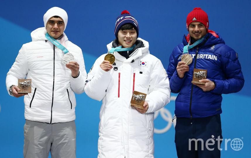 Трегубов на Олимпиаде. Фото Getty