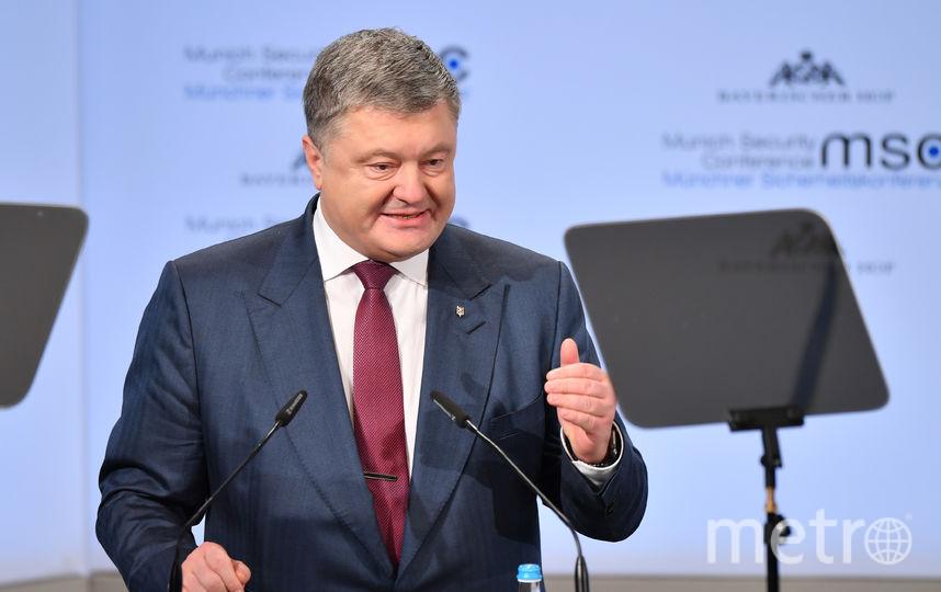 Петр Поршенко. Фото Getty