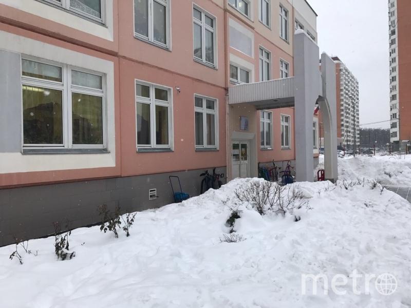 Школа в Новой Москве, где произошла смерть девочки. Фото СК РФ