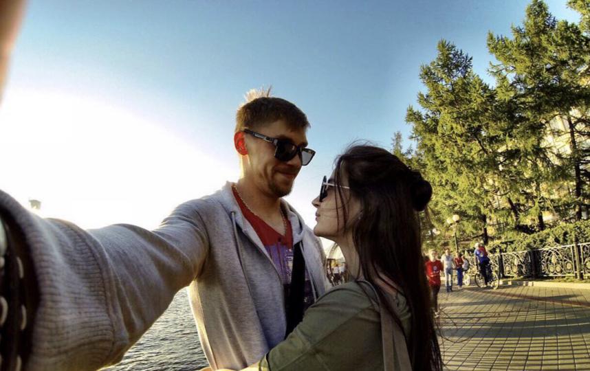 Юлия Белорукова и Никита Ступак. Фото Instagram @yulia_belorukova