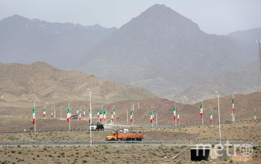 На разбившемся в Иране самолете находилось 66 человек. Фото Getty