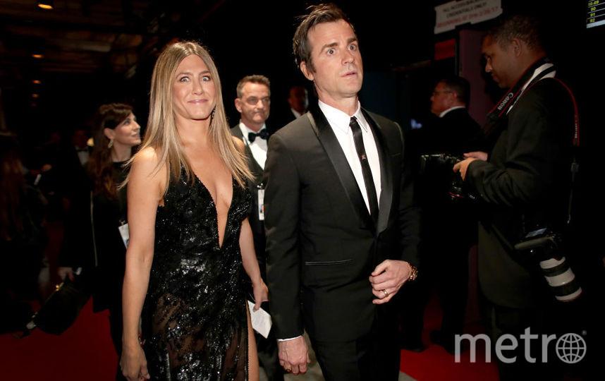 Водили всех за нос? Дженнифер Энистон и Джастин Теру не были официально женаты. Фото Getty