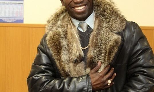 Андрей Суберу, актер, Нигерия.