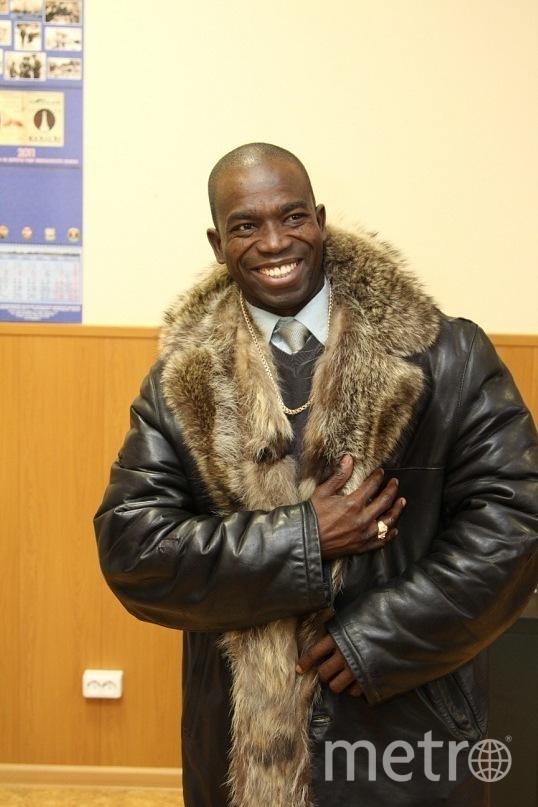Андрей Суберу, актер, Нигерия. Фото Фото предоставлено лично.