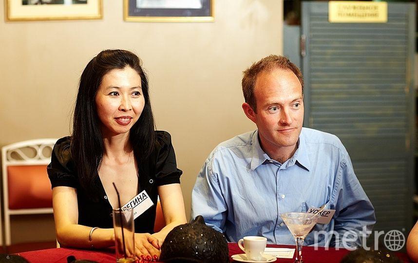 Уолкер Тримбл, преподаватель английского языка, США. Фото Фото предоставлено лично.