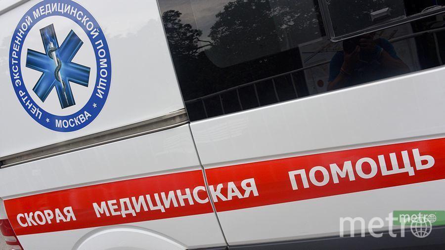 Катающийся с горки ребёнок попал под колёса электрички в Москве. Фото Василий Кузьмичёнок