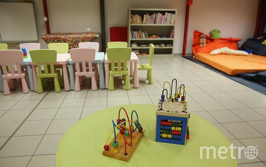 СК проводит проверку по факту массового отравления воспитанников в детском саду в Москве. Фото Getty