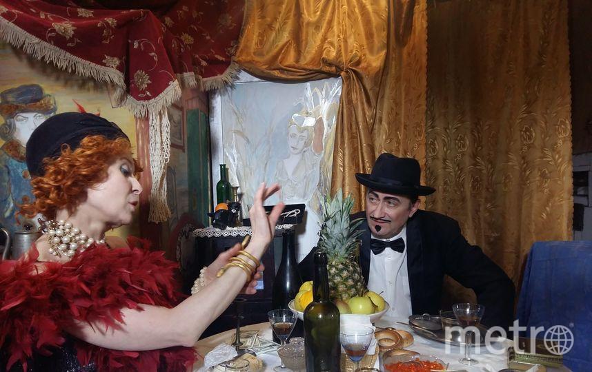 Актёры «Комик-Треста» готовы приступить к съёмкам. Фото cтраница дмитрия шагина в Facebook.com